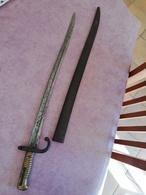 Baïonnette Chassepot - Knives/Swords