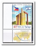 Israël 2015, Postfris MNH, Reception Of Jewish Refugees From Germany By The Philippines 1935-1941 - Israël