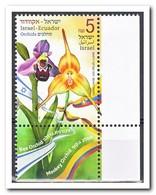 Israël 2014, Postfris MNH, Flowers, Orchids - Israël