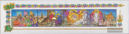 Sambia Block19 (complete.issue.) Unmounted Mint / Never Hinged 1992 Christmas - Africa (Other)