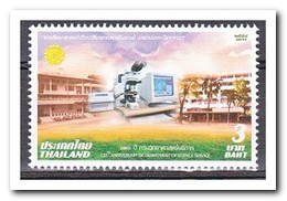 Thailand 2011, Postfris MNH, 120th Anniversary Of Department Os Science Service - Thailand