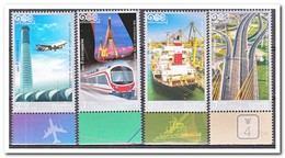 Thailand 2012, Postfris MNH, The Ministry Of Transport - Thailand