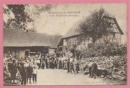 "68 - Sundgau - Lieu Dit "" HEILHOF "" - Entre TAGSDORF Et WAHLBACH - Editeur KANITZER - Francia"
