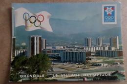 GRENOBLE - Le Village Olympique ( 38 Isere ) - Grenoble