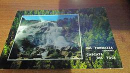 Cartolina: Val Formazza Cascata Del TOCEnon Viaggiata (a9) - Cartoline