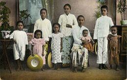 Indonesia, BORNEO BANDJERMASIN, Dayak Christians (1910s) Mission - Indonesia