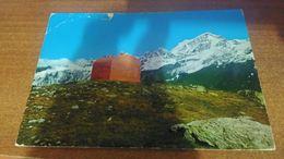 Cartolina: Ollomont Bivacco N. REGONDI Non Viaggiata (a9) - Cartoline