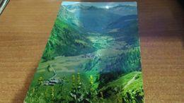 Cartolina: Ollomont Viaggiata (a9) - Cartoline