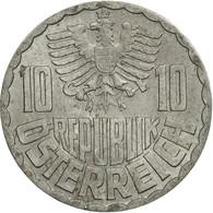 Monnaie, Autriche, 10 Groschen, 1965, Vienna, TB+, Aluminium, KM:2878 - Autriche