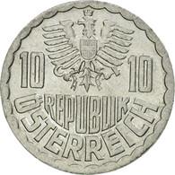 Monnaie, Autriche, 10 Groschen, 1979, Vienna, TTB+, Aluminium, KM:2878 - Autriche