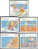 Australien 1182I A-1186I A (kompl.Ausg.) Postfrisch 1990 Sport - 1990-99 Elizabeth II