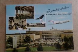 BERLIN - Vue Diverses De L'Aéroport - Avion De La PanAm - Aerodrome