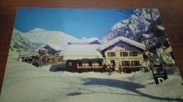 Cartolina: Gressoney St. Jean Albergo Genzianella Non Viaggiata (a9) - Cartoline