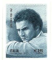 2017 - Italia 3810 Luigi Tenco - Cantanti