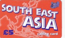 United Kingdom, GB-PRE-Transforce-000?, South East Asia, Elephant, 2 Scans       191 - Royaume-Uni