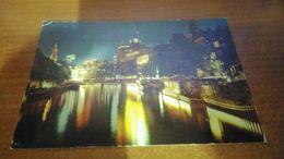 Cartolina:Amsterdam Canali  Non Viaggiata (a9) - Cartoline
