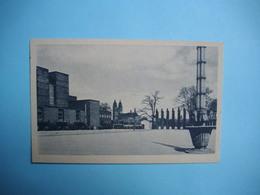 MAGDEBOURG  - MAGDEBURG  -   Ehrenhof  -  ALLEMAGNE - Magdeburg