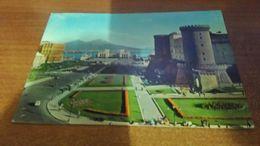 Cartolina:Napoli Maschio Angioino Viaggiata (a9) - Cartoline