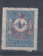 Türkei (AK) Michel Cat.no.   Vlh/*  362 - 1858-1921 Empire Ottoman