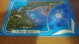 Cartolina:Portofino Viaggiata (a9) - Cartoline