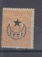 Türkei (AK) Michel Cat.no.    Vlh/*  391 - 1858-1921 Empire Ottoman