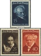 Danzig 281-283 (completa Edizione) Usato 1938 Schopenhauer - Dantzig