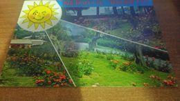 Cartolina: Nervi Il Roseto Viaggiata (a9) - Cartoline