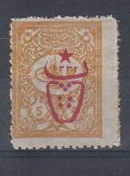 Türkei (AK) Michel Cat.no.   Vlh/*  544 - 1858-1921 Empire Ottoman