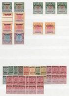 Birma / Burma / Myanmar: 1937-1970's: Mint And Used Collection + Duplication In Two Stockbooks, With - Myanmar (Burma 1948-...)