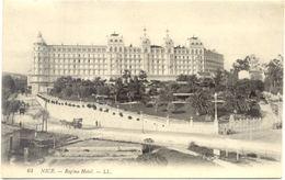 06 – NICE : Régina Hôtel N° 64 - Monumenti, Edifici