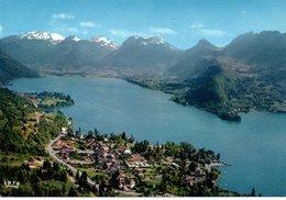 TALLOIRES : Le Village Et Le Lac D'Annecy - Talloires
