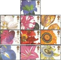 Großbritannien 1667CS-1676CS (kompl.Ausg.) Postfrisch 1997 Grußmarken - 1952-.... (Elisabeth II.)