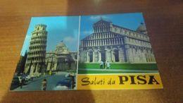 Cartolina:Saluti Da Pisa Viaggiata (a9) - Cartoline