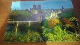 Cartolina: Parigi Viaggiata (a9) - Cartoline