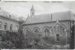 Sleydinge (Evergem). Institure Hydrothérapique Pour Messieurs. Chapelle Extérieure. - Evergem