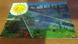 Cartolina:Nervi Il Roseto  Viaggiata (a9) - Cartoline