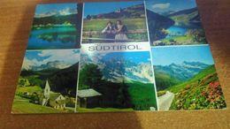 Cartolina:Sudtirol  Viaggiata (a9) - Cartoline