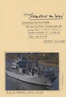 Deutsche Schiffspost - Marine: Ex 1956/2010, Deutsche Marine. TROSS-EINHEITEN. Sammlung Von Briefen, - Deutschland