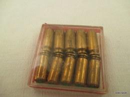 Boite De 10 Cartouches  A Blanc De Calibre 8 Mm - Decorative Weapons