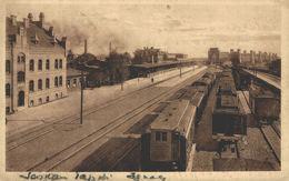 POLSKA - POLAND Postcard - TCZEW - Dworzec - TRAIN STATION - Pologne