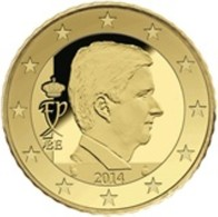 Belgie 2018  50 Cent  UNC Uit De BU UNC Du Coffret  !!! - Belgique