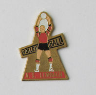 1 Pin's Volleyball - AS LEMBACH (alsace-67) - Voleibol