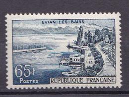 N° 1131 Série Touristique: Evian Les Bains: Un Timbre Neuf Impeccable Sans Charnière - Neufs