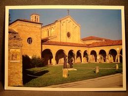 (FG.K27) COTIGNOLA - CHIESA DEL CONVENTO DEI FRATI MINORI DI SAN FRANCESCO (RAVENNA) NV - Ravenna
