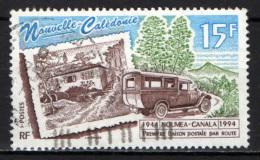 NUOVA CALEDONIA - 1994 - First Postal Delivery Route, 50th Anniv. - USATO - Nuova Caledonia