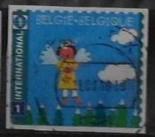 België 2011 Kerstmis Internationaal - Twee Zijden Ongetand/non Dentelé à Deux Côtés - Belgique