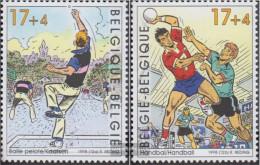 Belgium 2812-2813 (complete Issue) Unmounted Mint / Never Hinged 1998 Sports - Belgium