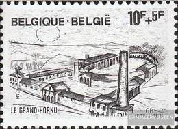 Belgien 2002 (completa Edizione) MNH 1979 Le Grand-Hornu - België