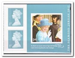 Engeland 2012, Postfris MNH, Queen - 1952-.... (Elisabetta II)
