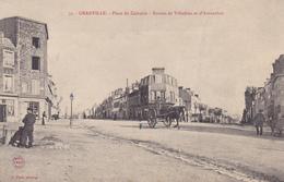 (24)    GRANVILLE - Place Du Calvaire - Granville